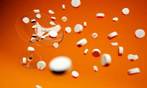 Tablets Cocktail Medical Pills Health