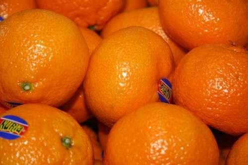 Tangerine Orange Fruit Citric Food Healthy