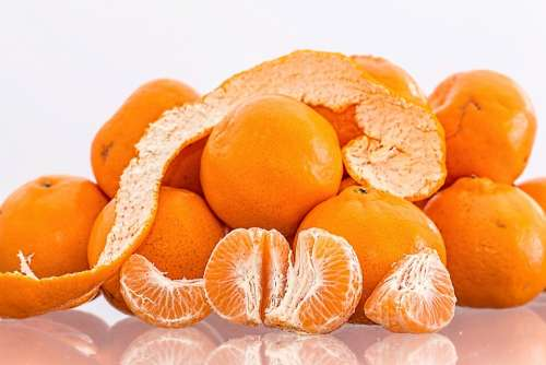 Tangerine Mandarin Citrus Fruit Ripe Juicy