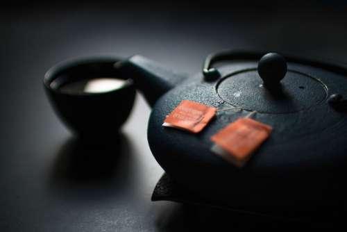 Tea Teapot Tea Ceremony Teabags Traditional Drinks