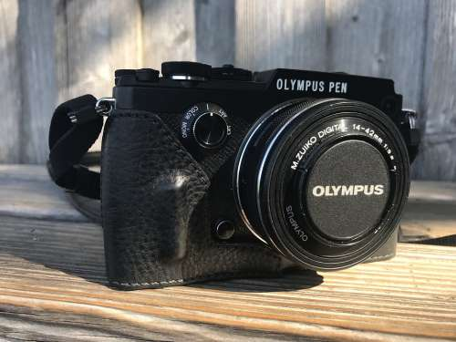 Technology Olympus Pen-F Photo Camera Photography