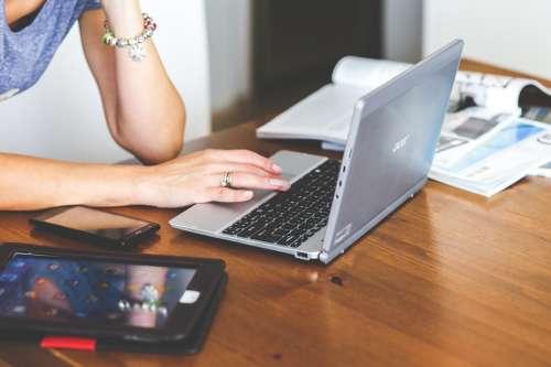 Technology Laptop Keyboard Computer Netbook Acer