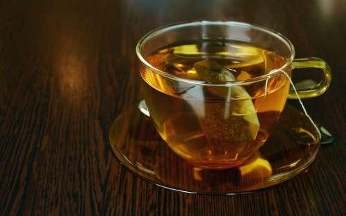 Tee Teacup Tea Bags Cup Drink Hot Drink Tea Time