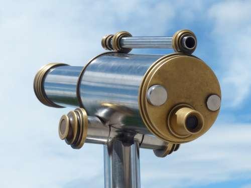 Telescope By Looking View Binoculars Optics