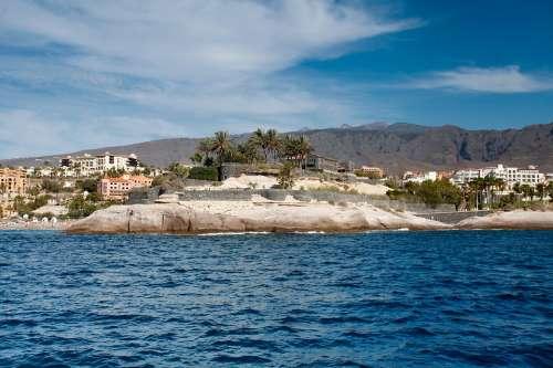 Tenerife Sea Vacations Water Canary Islands Ocean
