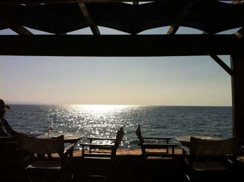 Terrace Sea Summer