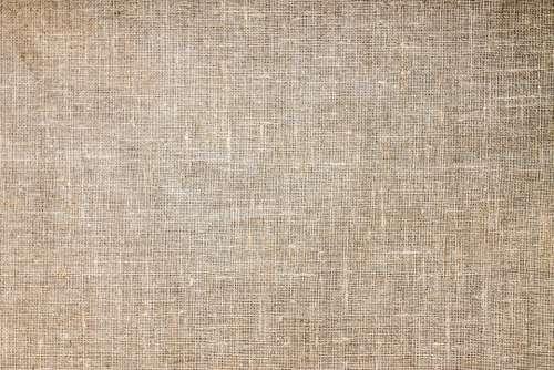Textile Jute Brown Fabric Texture Pattern