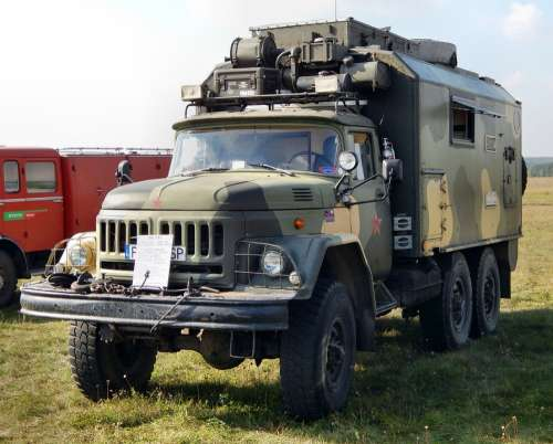 The Military Military Vehicles Historic Vehicle