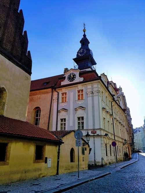 The Synagogue Prague Architecture Jewish