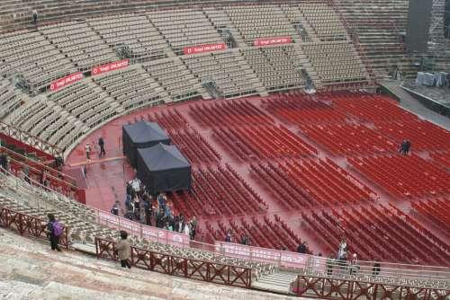 Theater Verona Italy