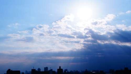 Tokyo City Sky
