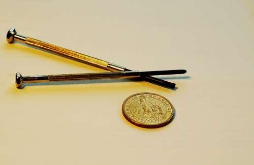 Tools Screwdriver Coin Repair Hammer Construction