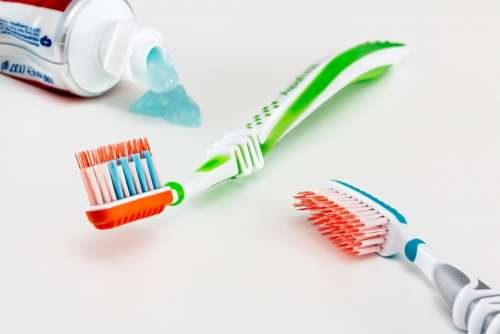 Toothbrush Toothpaste Healthcare Oral Hygiene