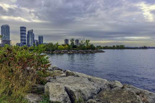 Toronto Lake Canada