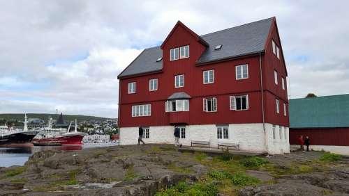 Torshavn Faroer Islands Faro Islands Europe