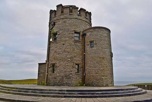 Tower Places Of Interest Building Ireland