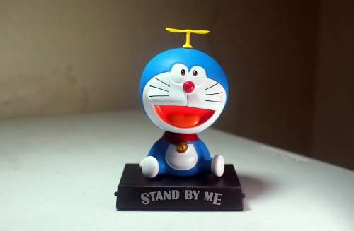 Toy Doraemon Robot Cat Future Japanese Anime