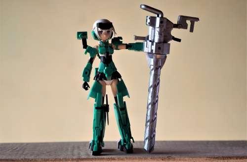 Toy Figurine Action Japanese Anime Cartoon