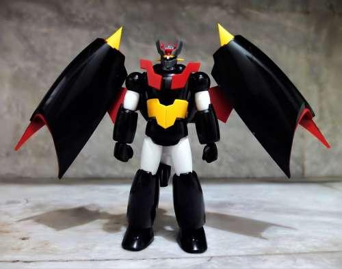 Toy Action Figure Bandai Model Plastic Kit