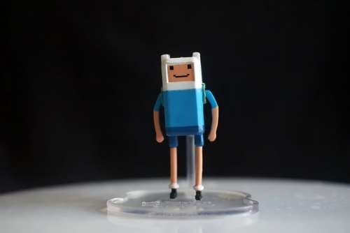 Toy Figurine Small Cute Collectible Item Male
