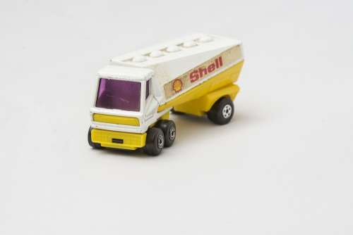 Track Truck Matchbox Found In The Cellar Memory