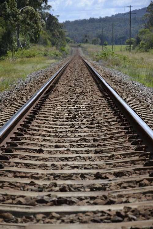 Train Track Rails