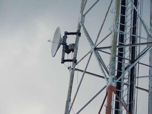 Transmitter Antenna Tower
