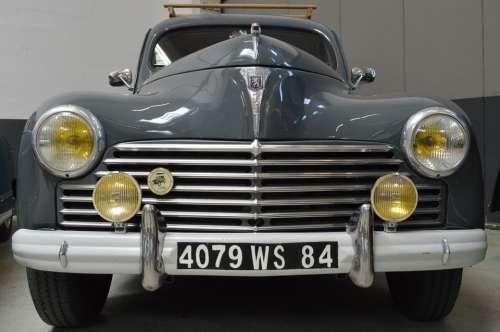 Transport Auto Car Automobile Touring Vintage