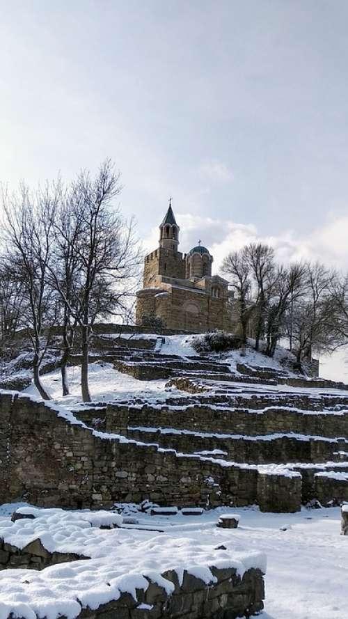 Tsarevets Veliko Tarnovo Medieval Fortress