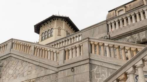 Turin Architecture Italy Building Urban City Trap
