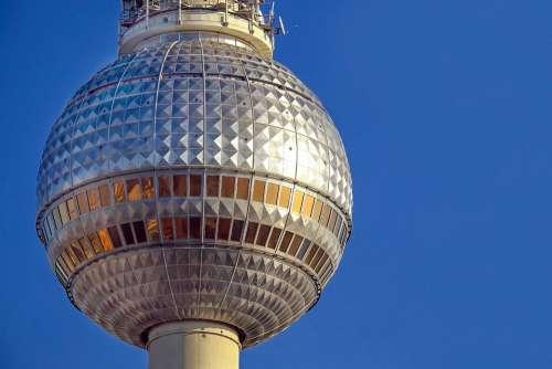 Tv Tower Berlin Alexanderplatz Places Of Interest