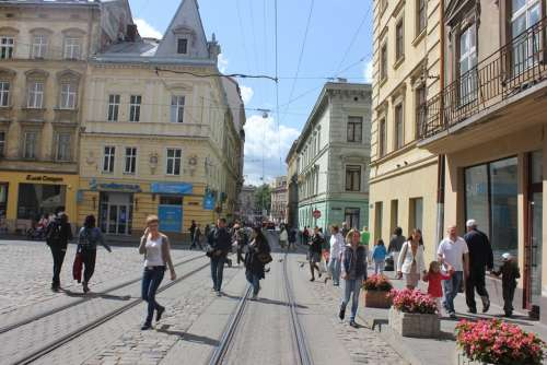 Ukraine Lviv City