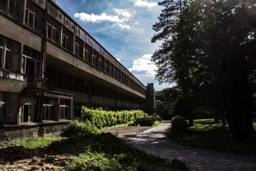 Urban Exploration Abandoned Urbex Ruined