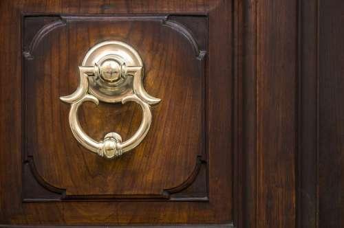 Urban Handle Door Bell Metal