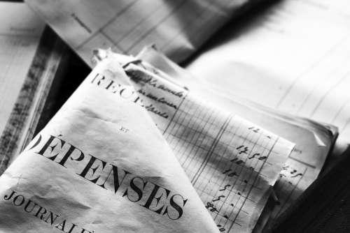 Urbex Leaf Paper Texture Expenses Parchment Torn