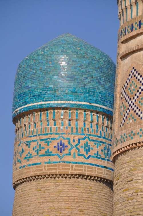 Uzbekistan Bukhara Chor Minor