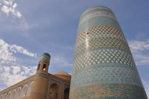 Uzbekistan Khiva Melly Tadena Minor