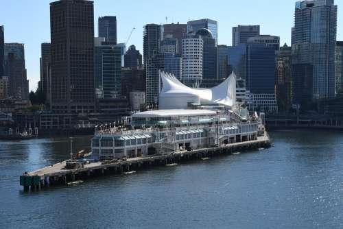 Vancouver Canada-Place Canada Architecture