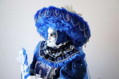 Venice Costume Mask Venetian Costumes Panel