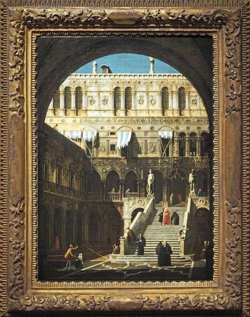 Venice City Art Painting