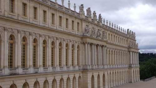 Versailles Paris Building Castle