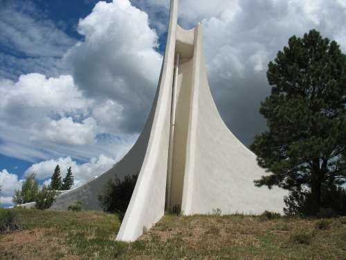 Vietnam War Memorial Angel Fire New Mexico