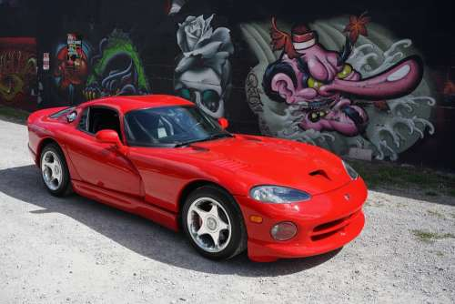 Viper Gts Nashville Alley Sports Car Hot Rod