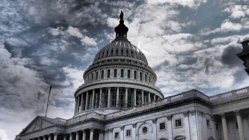 Washington Capitol Usa