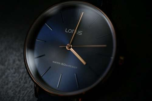 Watch Lorus Timepiece Time Chronograph