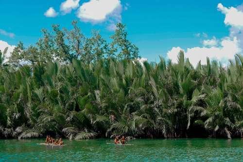 Water Philippines Nature Ocean Tourism Scenic