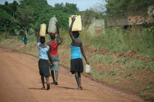 Water Water Winner Women Africa Uganda Woman