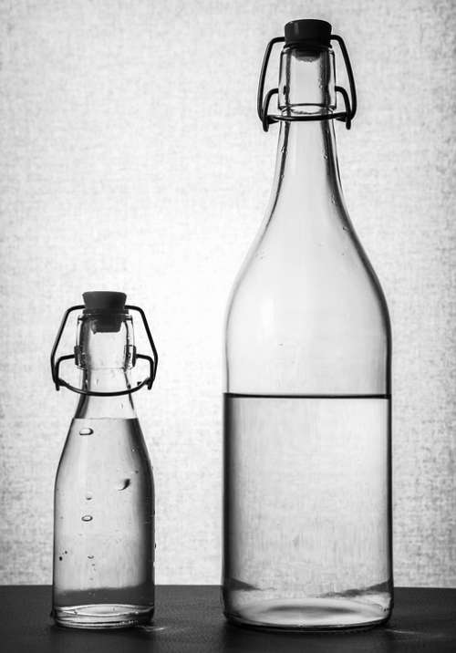 Water Bottle Water Bottle Drink Thirst