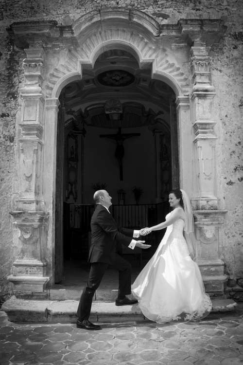 Wedding Mexico Romance Romantic Event Celebration