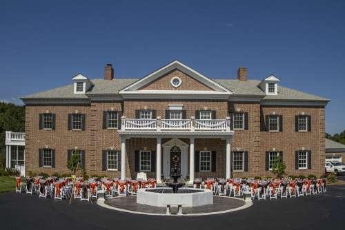 Wedding Mansion House Architecture Home Luxury